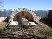 Grab von Bérenger Saunière in Rennes-le-Château