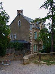 Die Villa Béthania des Dorfpfarrers Abbé Bérenger Saunière