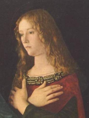 Giovanni Bellini Mary Magdalene