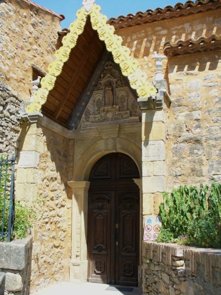 St.Madeleine Eingang